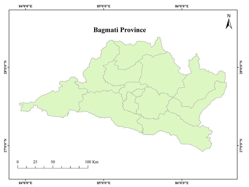 Bagmati Pradesh of Nepal