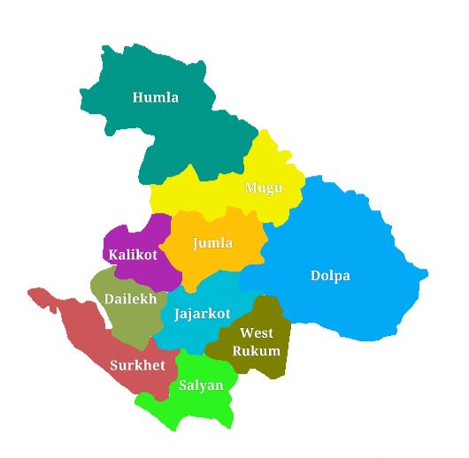 Karnali Pradesh of Nepal