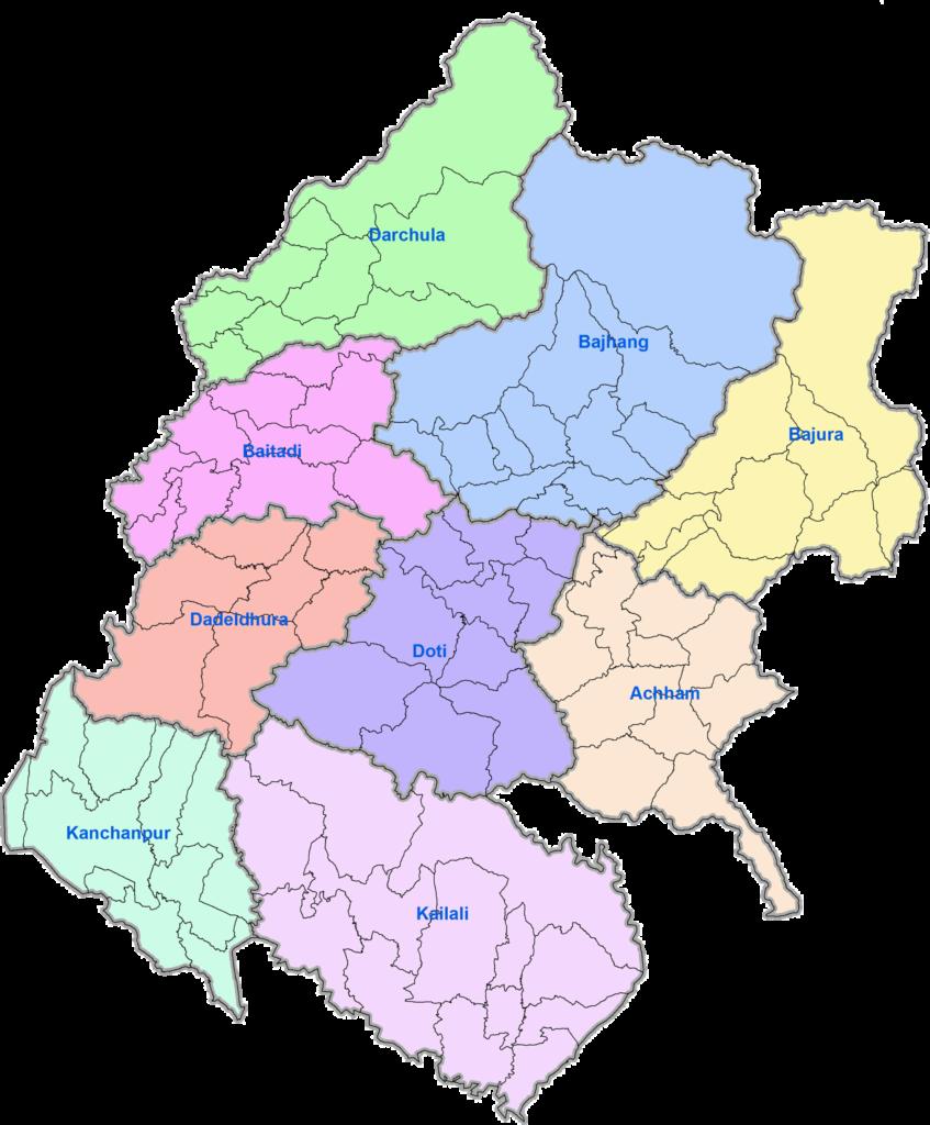 Sudurpaschim Pradesh of Nepal