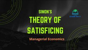 simon's-theory-of-satisficing