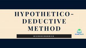 Hypothetico-deductive Method