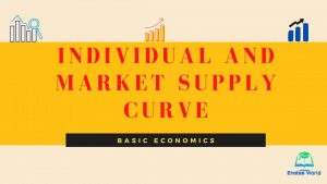 Individual and Market Supply Curve