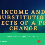 Income and Substitution Effects of a Price Change