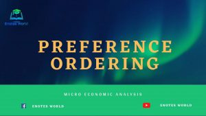 Preference Ordering