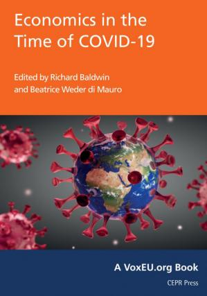 Economics in the Time of COVID-19 by Richard Baldwin, Beatrice Weder di Mauro