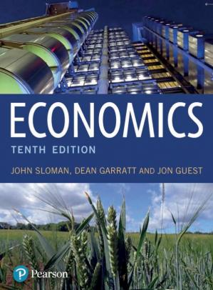 Economics by John Sloman, Dean Garratt and Jon Guest